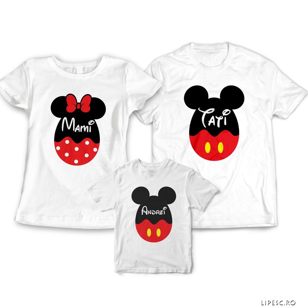 Set tricouri Mickey