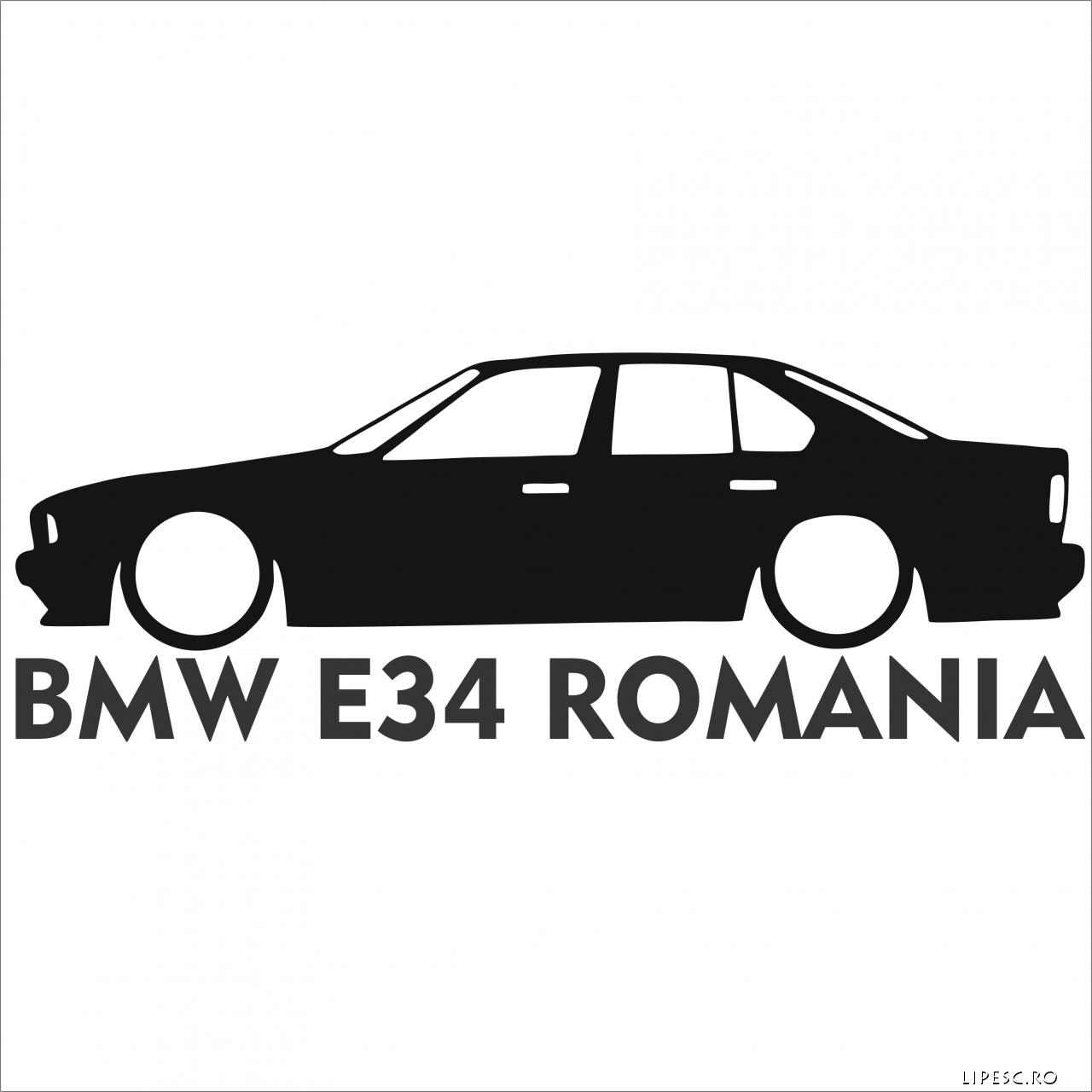 Sticker E34
