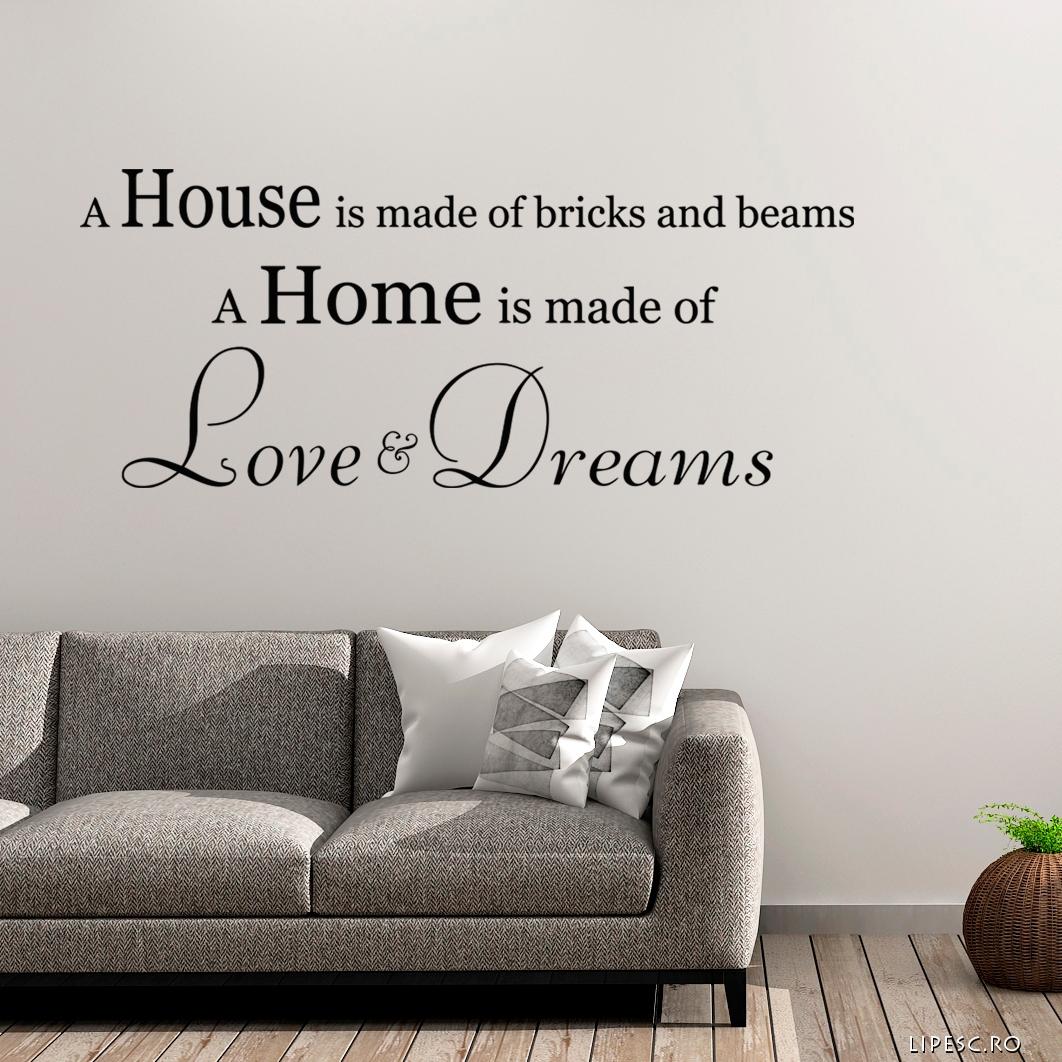 Sticker Home