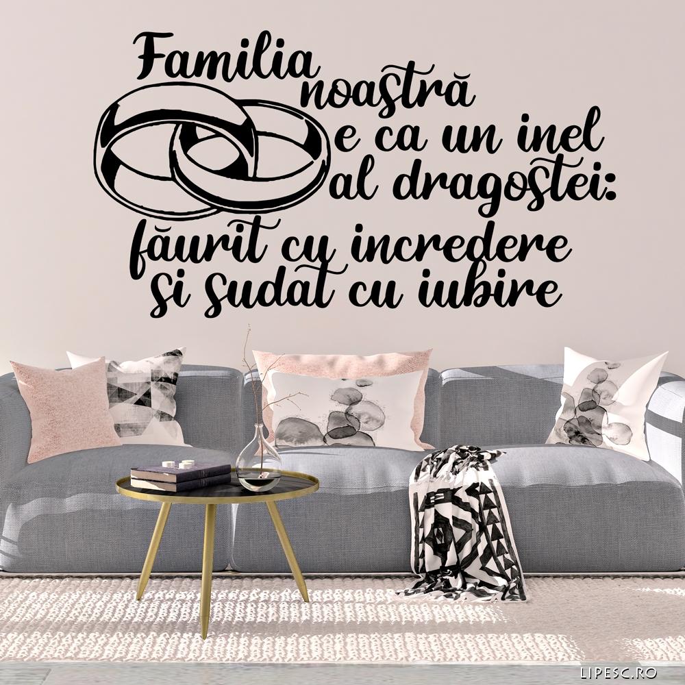 Sticker family