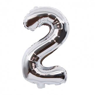 Baloane cifra 2