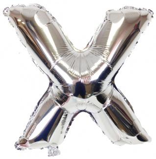 Baloane litera X