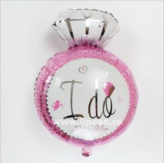 Balon I do roz