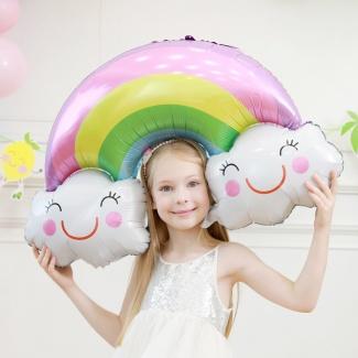 Balon curcubeu 2
