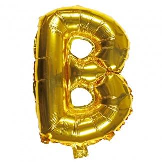 Balon litera B