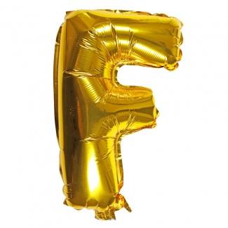 Balon litera F