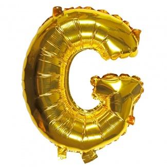 Balon litera G