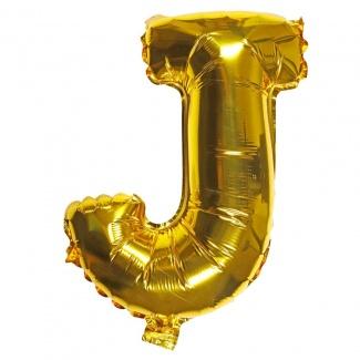 Balon litera J