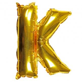 Balon litera K