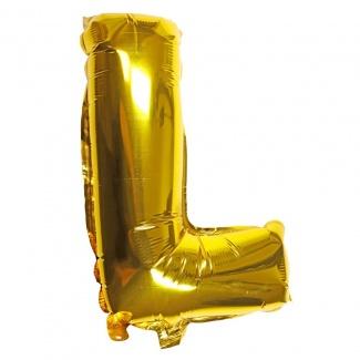 Balon litera L