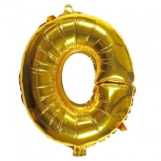 Balon litera O