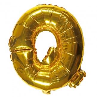 Balon litera Q