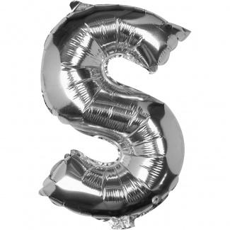 Balon litera S