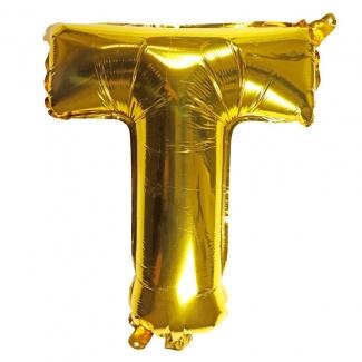 Balon litera T