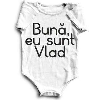 Body personalizat cu numele copilului