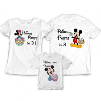 Set Mickey primul Paste in 3