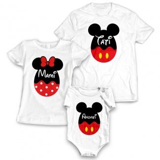 Set tricouri Mickey2