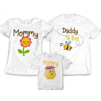 Set tricouri familie