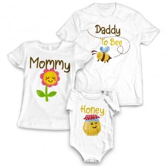 Set tricouri familie 2