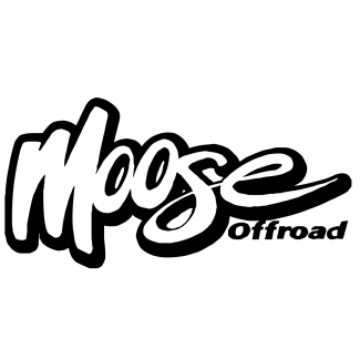 Sticker moose offroad