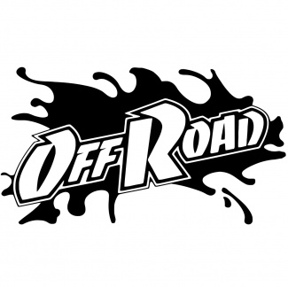 Sticker off road