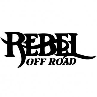 Sticker rebel offroad
