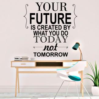 Sticker your future
