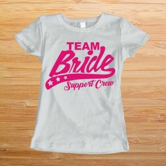 Tricou burlacite team bride