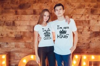 Tricouri cupluri cu mesaje