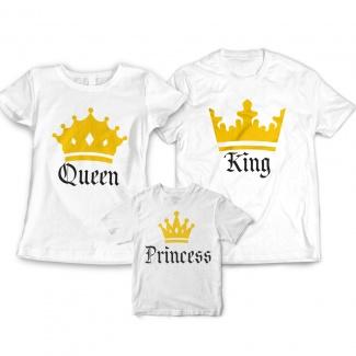 Tricouri familie princess