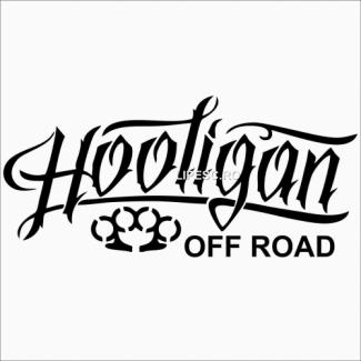 Sticker Hooligan