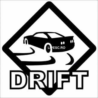 Sticker drift