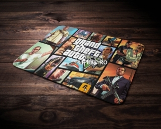 Mousepad Gta 5