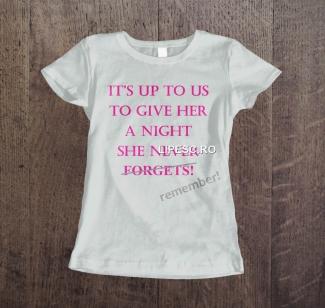 Tricou pentru Burlăcițe