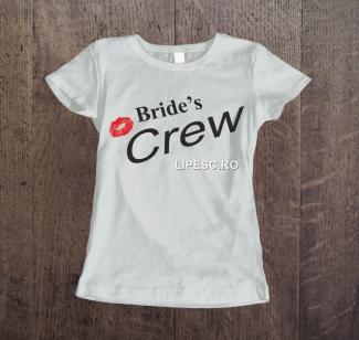 Tricou Bride crew