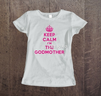 Tricou godmother