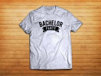 Tricou Bachelor Party