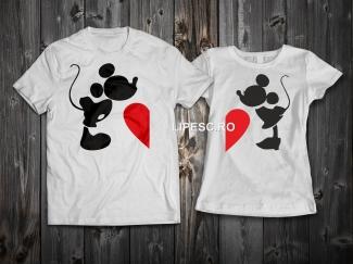 Tricouri pentru cupluri