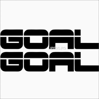 Set stickere goal