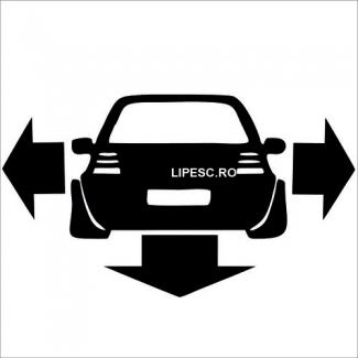 Sticker mk4 low VW